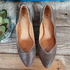 Anthropologie Gee Wawa leather ballet flats, 9